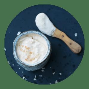 Opskrift på sambal oelek dressing og dip