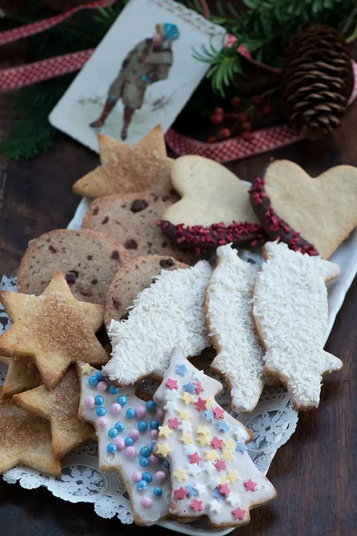 Nemme småkager som børn kan bage