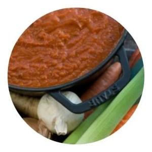 Hjemmelavet tomatsovs