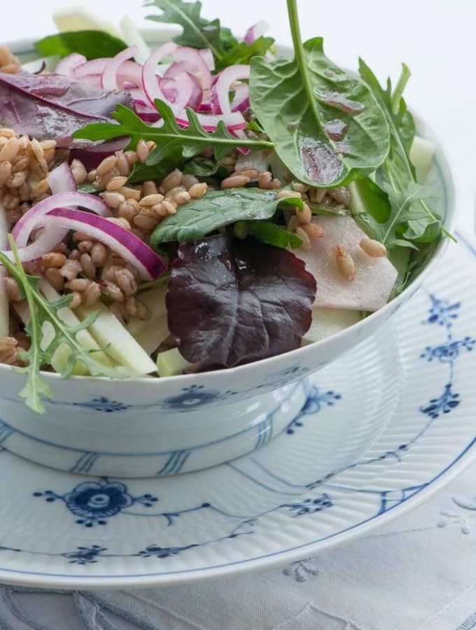 Perlebyg salat