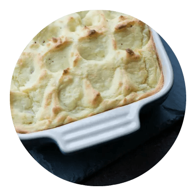 Bagt Kartoffelmos Med Æg ovnbagt kartoffelmos | marinas mad
