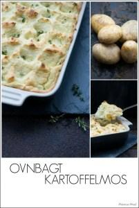 Ovnbagt kartoffelmos med rodfrugter