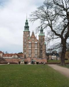 Rosenborg. Hverdagsglimt