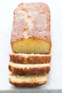 Lemon drizzle cake. Opskrift.