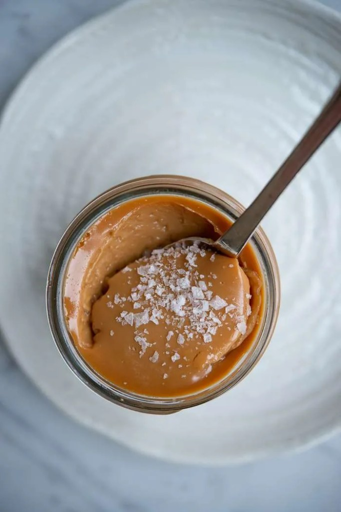 Opskrift på Dulce de Leche med salt