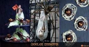 Chokolade edderkopper nem opskrift