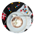 Hjemmelavet varm chokolade opskrift