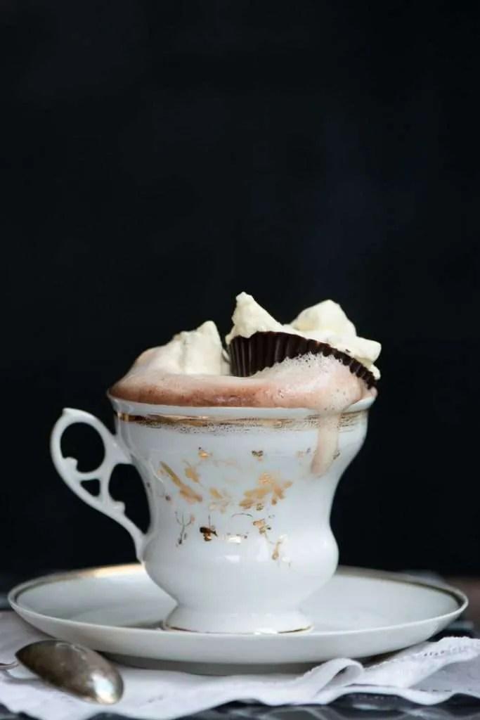Mange opskrifter på varm chokolade