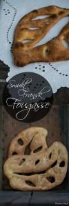 Opskrift på fransk madbrød