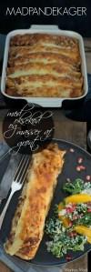Pandekager med kødfyld. En opskrift fra Marinas Mad