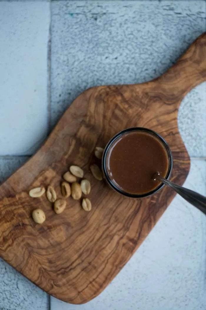 Opskrift på chokoladesovs med peanutbutter