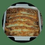 Opskrift på pandekager med oksekød