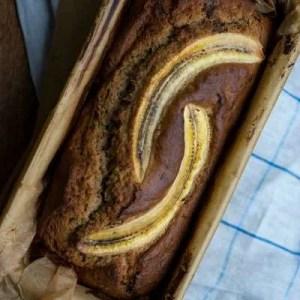 Marinas nemme opskrift på lækker banankage