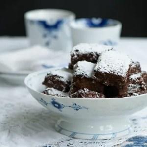 Opskrift på ægte amerikansk brownie