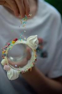 Sådan pynter du din milkshake