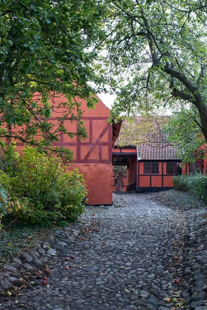 Farvegården i Ebeltoft