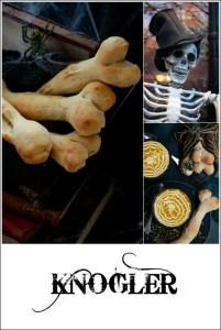 Brød til Halloween middag