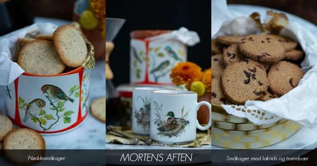 Småkager til Mortens Aften