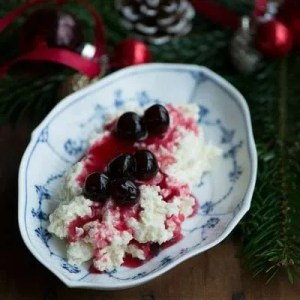 Den bedste risalamande til juleaften