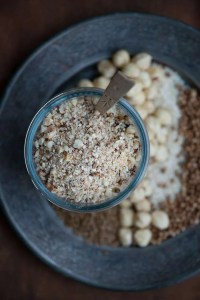 Opskrift på egyptisk dukkah krydderi