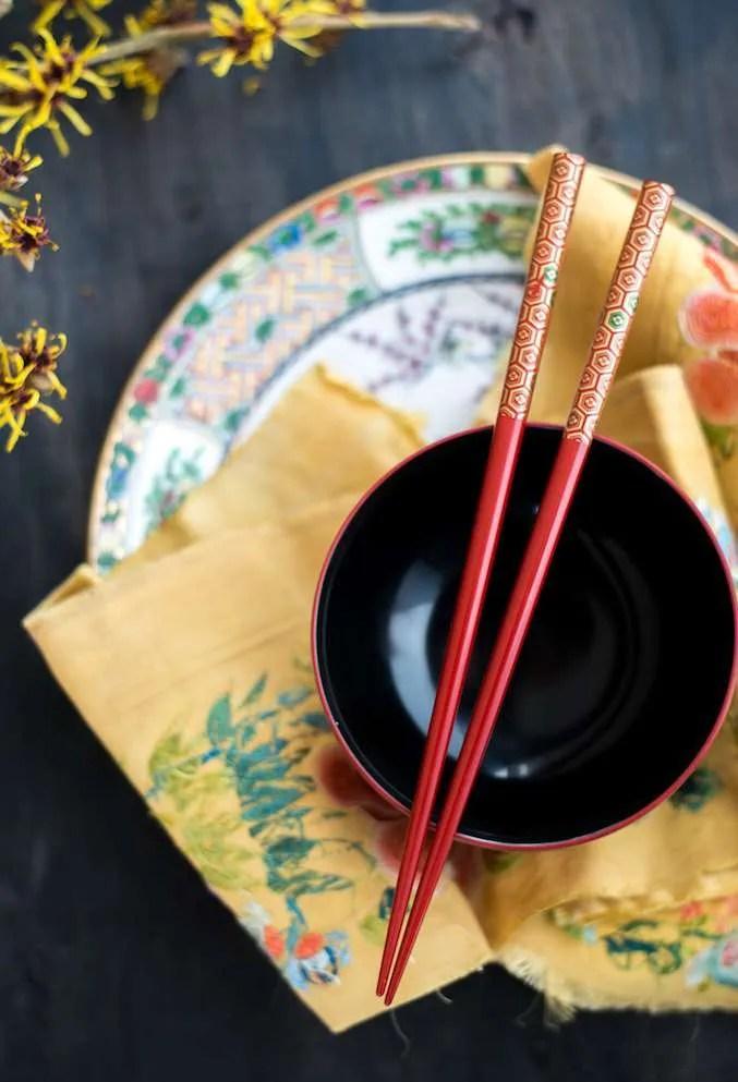 Madplan til uge 6 med kinesisk nytår
