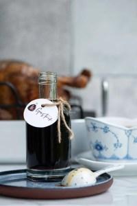 Gastrik opskrift på hjemmelavet eddikesirup