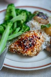 Opskrift på kyllingelår i marinande med lime og chili