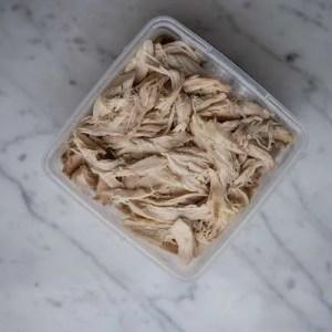 Kyllingekød til hønsekødssuppe