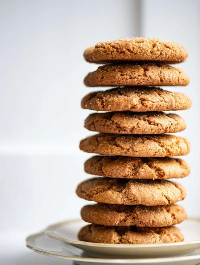 Opskrift på Ingefær cookies