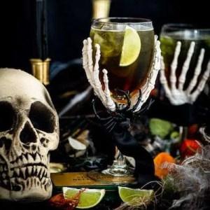 Opskrift på Halloween drink