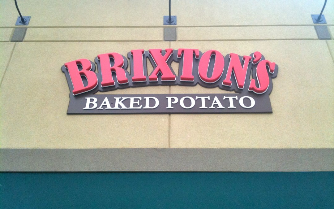 Brixton's Baked Potato – Ogden, UT