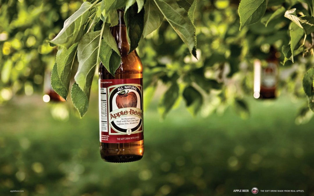 Utah's Own Apple Beer – A Fine Drink!