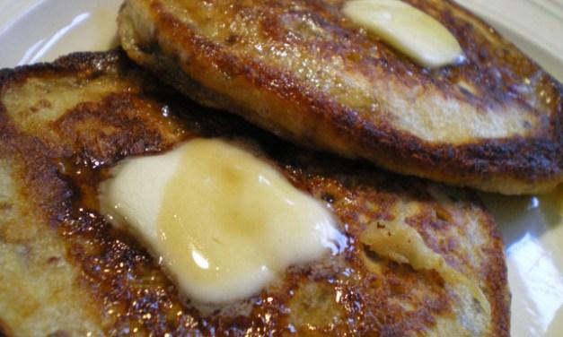 Satisfying Oatmeal Pancakes