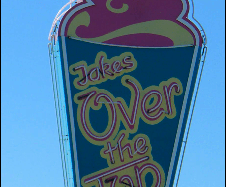 Jake's Over the Top