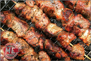Souvlaki Marinade (Chicken, Beef, Pork and/or Lamb)