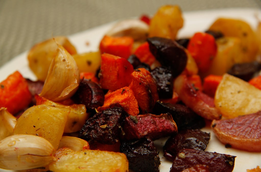 Rocking Roasted Vegetables
