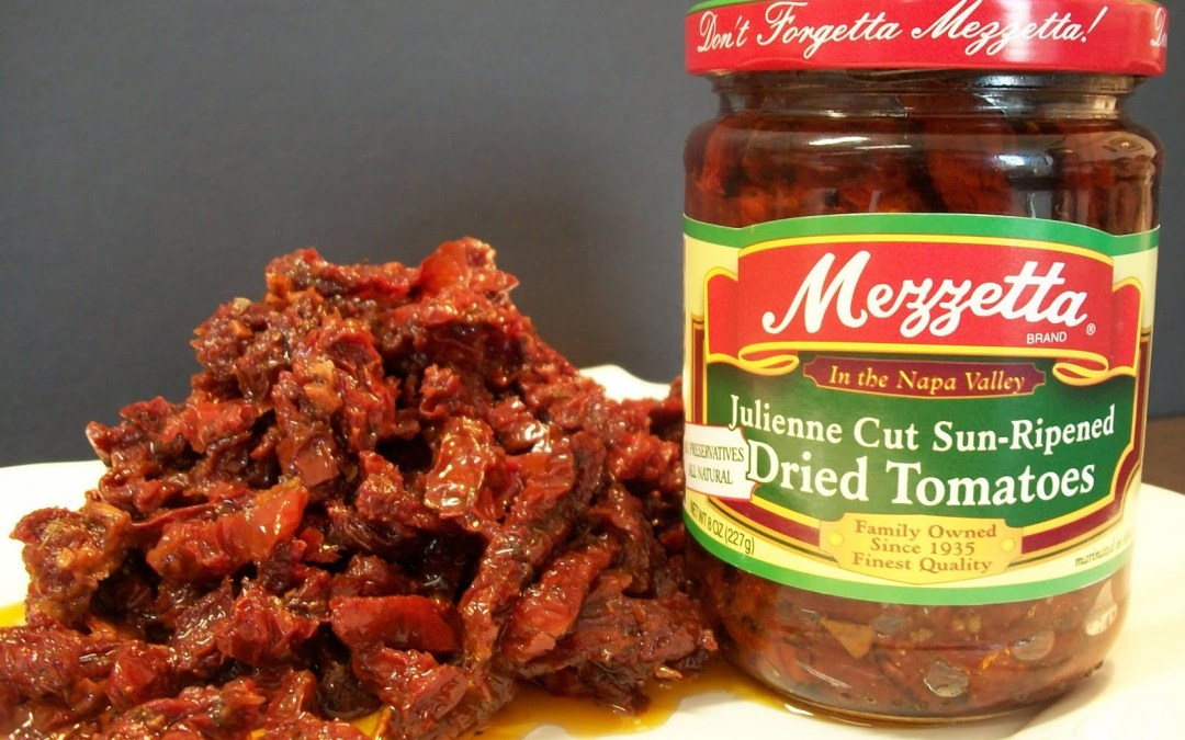 World's Easiest Oven-Dried Tomatoes