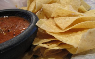 5-Minute Restaurant Salsa Recipe