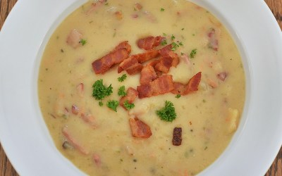Bacon Broccoli Cheddar Soup