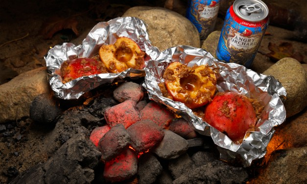 Angry Orchard's – Campfire Angry Apples