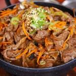 Korean Pork BBQ Bulgogi