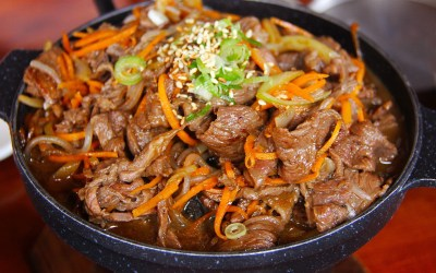 Korean Pork BBQ Bulgogi
