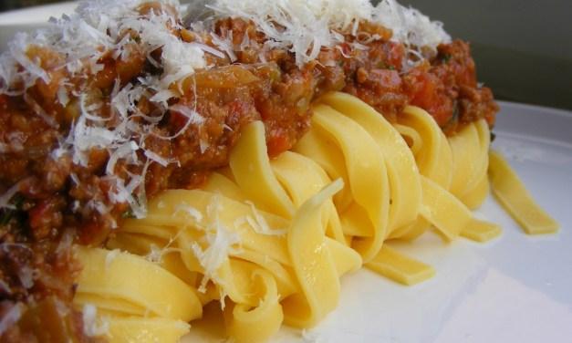 Pressure Cooker Ragù Bolognese Recipe