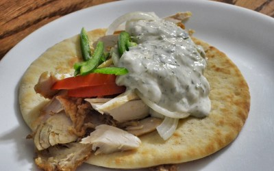 Tzatziki Sauce Greek Cucumber Yogurt Sauce