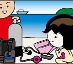 ダイビング海洋実習