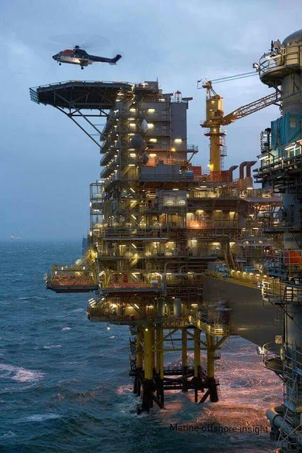 Marine & offshore insight –  The most awesome oil rig in the world.