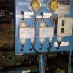 How to start ship Air condition plant and refrigerator
