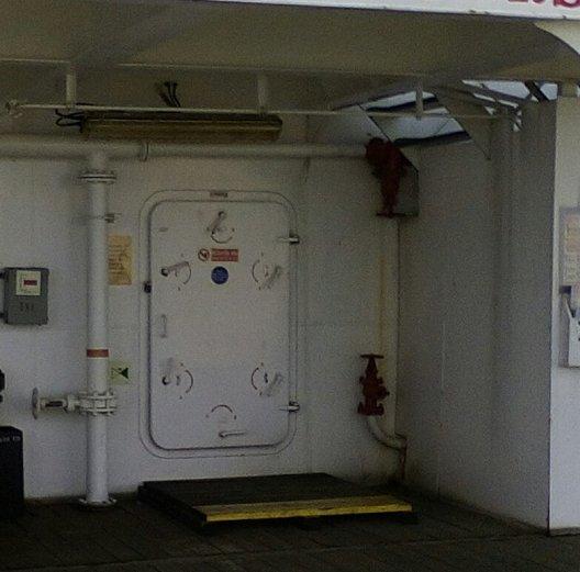 Difference Between Weathertight Doors And Watertight Doors.