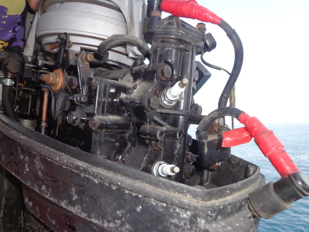 How To Maintain Rescue Boat Outboard Engine