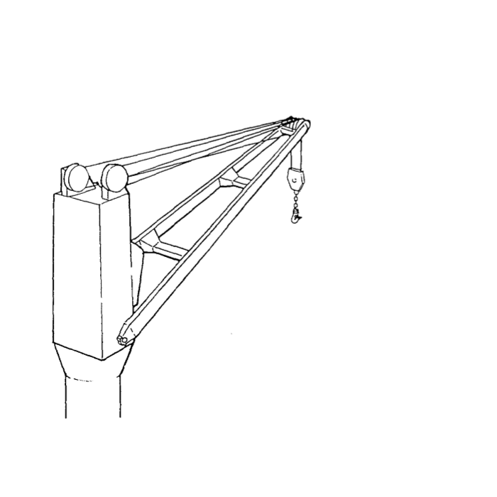 General guide and Methods to maintain deck crane.